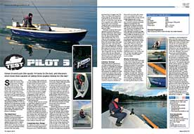Pilot3 Boat Fishing Monthly